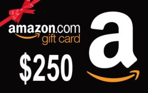 Amazon Christmas Gift Card